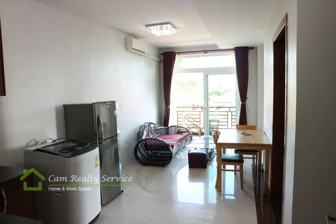 Toul Kork Area| Serviced  Apartment Modern Style Available for rent 500$/month