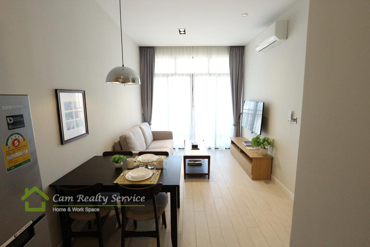 BKK1 area| Modern style 1 bedroom serviced apartment for rent| 850$/month up| Rooftop pool, gym, steam, sauna & jacuzzi