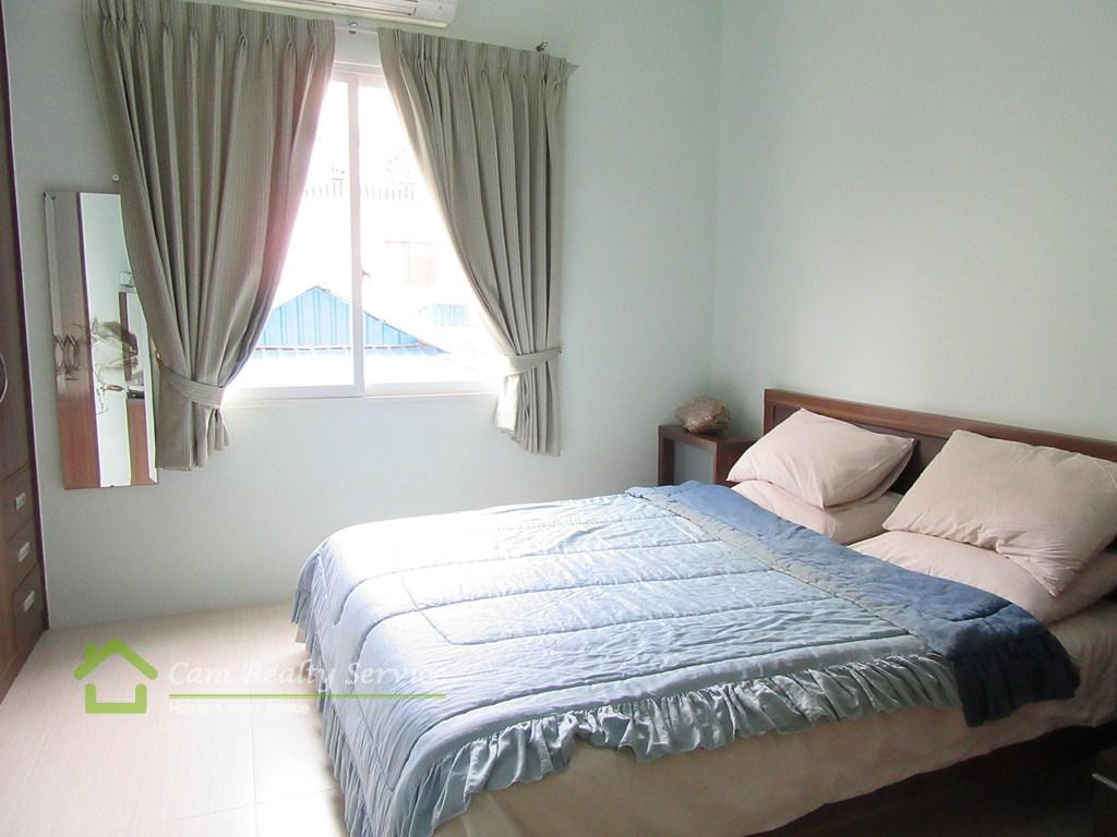 Riverside Area| Modern Designed 1 Bedroom Serviced Apartment Available 700$/Month With Swimming Pool And Gym