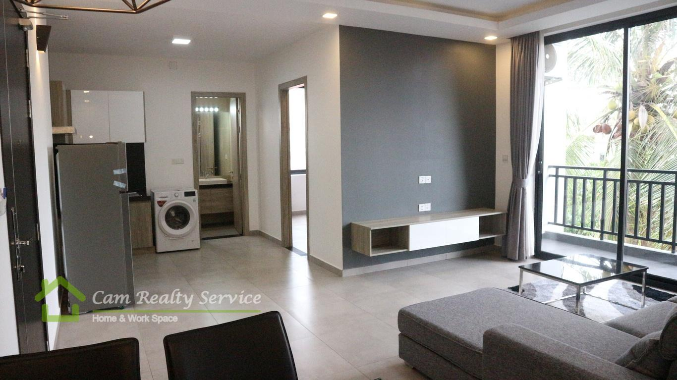 Toul Kork Area| The spacious 2 bedrooms serviced apartment available for rent 900$/month up| Pool & Gym