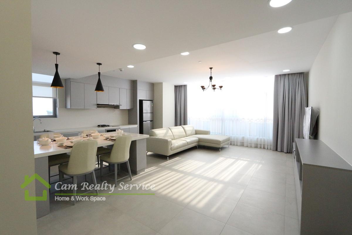 BKK1| 2bedrooms service apartment| 2000$/month up| Pool, gym, steam, sauna & jacuzzi